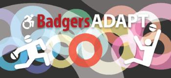 Graphic: Badgers ADAPT logo