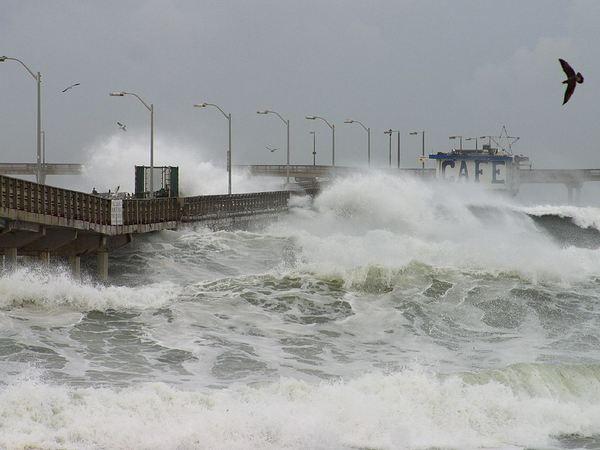 Photo: Sea surface temperature data set